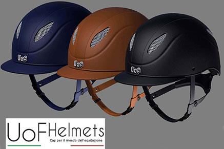 Cap UoF Helmets
